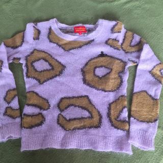ヴィヴィアンウエストウッド(Vivienne Westwood)の    最終お値下げヴィヴィアンウエストウッド  セーター  サイズ2(ニット/セーター)