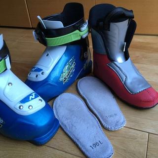 ノルディカ(NORDICA)の50%OFF☆NORDICA ジュニア スキーブーツ 19cm(その他)