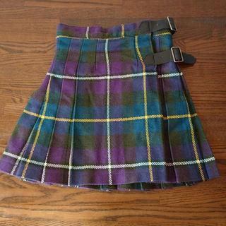 ゴートゥーハリウッド(GO TO HOLLYWOOD)のgotohollywood 未使用スカート110 デニム&ダンガリー fith(スカート)