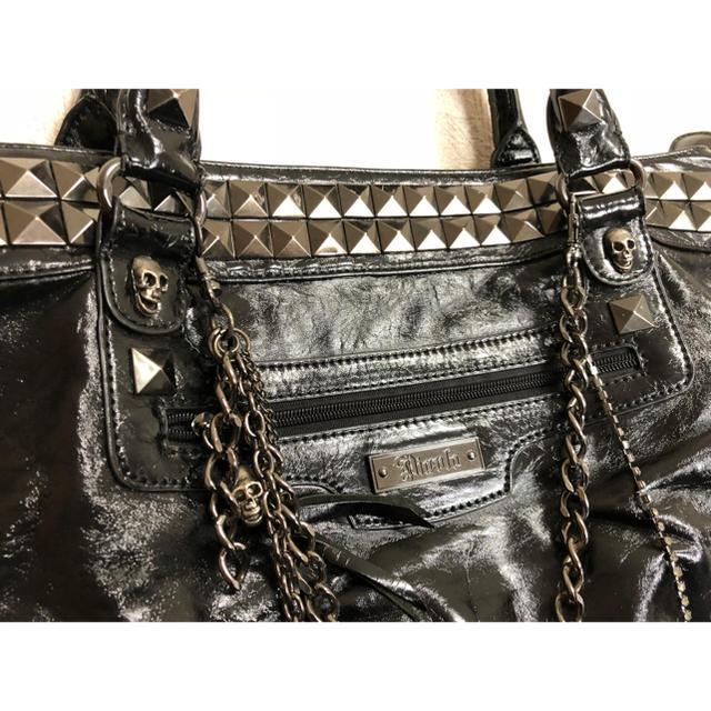 Diavlo(ディアブロ)のDiavla ハンドバック ハンドメイドのファッション小物(バッグ)の商品写真