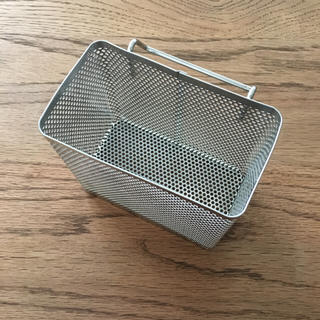 ムジルシリョウヒン(MUJI (無印良品))の無印  ステンレス箸立て  大(収納/キッチン雑貨)