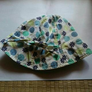 エルエルビーン(L.L.Bean)のキッズ ぼうし サイズ52センチ 値下げ(帽子)