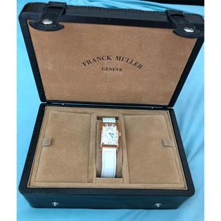 フランクミュラー(FRANCK MULLER)のクッキーさま専用 フランクミュラー ロングアイランド(腕時計)