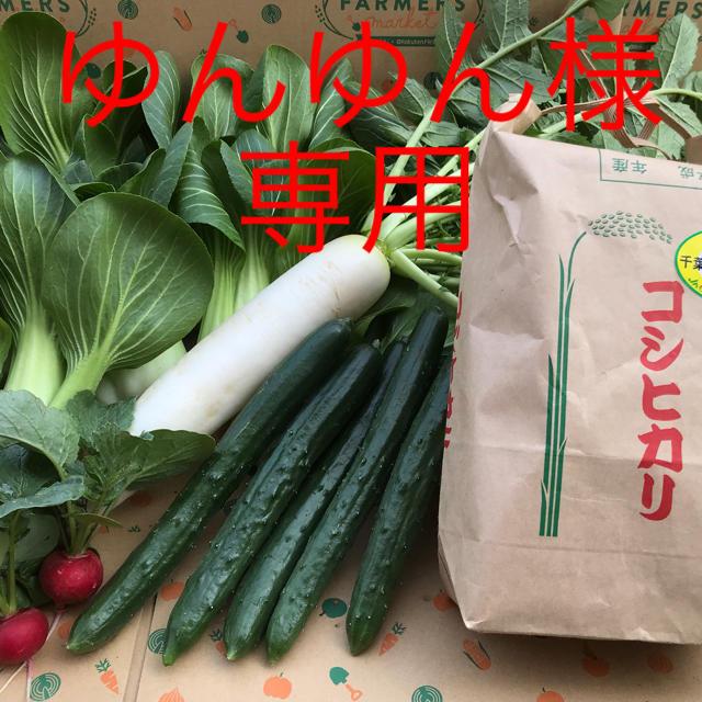 ゆんゆん様専用 食品/飲料/酒の食品(野菜)の商品写真