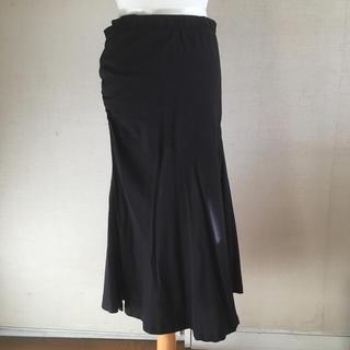 ANNA MOLINARI アンナモリナーリ スカート フリーサイズ ブラック