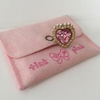 ティンクピンク(tinkpink)の即購入OK‼︎♡ティンクピンク ハートのリング♡(リング(指輪))