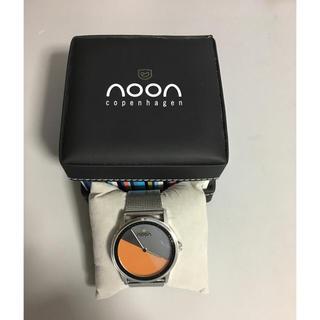 ヌーンコペンハーゲン(noon copenhagen)のnoon copenhagen (腕時計(アナログ))