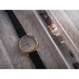 ユニバーサルジュネーブ(UNIVERSAL GENEVE)のUNIVERSAL GENEVE 八角ケース コンビ vintage(腕時計)