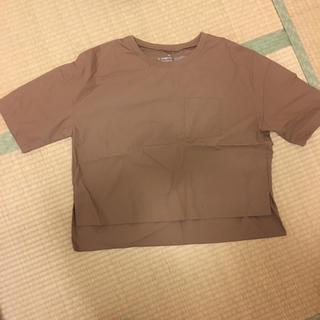 ムジルシリョウヒン(MUJI (無印良品))の無印 7分丈トップス(Tシャツ(長袖/七分))