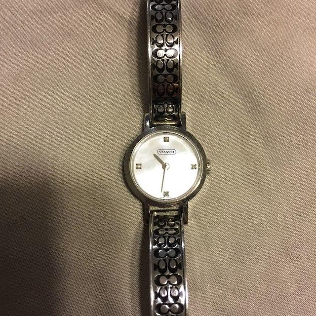 【COACH値下げ!】コーチ♢腕時計♢レディース♢アクセサリー