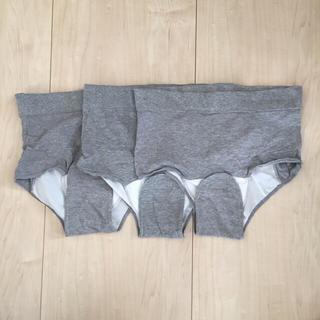 ムジルシリョウヒン(MUJI (無印良品))のdacco 産褥ショーツ3枚セット(マタニティ下着)