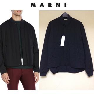 マルニ(Marni)の新品■16aw MARNI■ウール中綿入りブルゾン■ボンバージャケット■2934(ブルゾン)