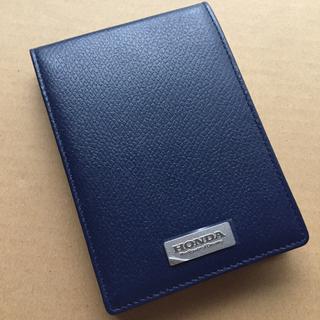 ホンダ(ホンダ)の新品 HONDA レザーメモパッド H9C4 ロディア ブロック RHODIA(その他)
