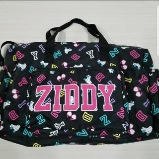ジディー(ZIDDY)の美品 ziddy 旅行かばん ボストンバッグ  (その他)