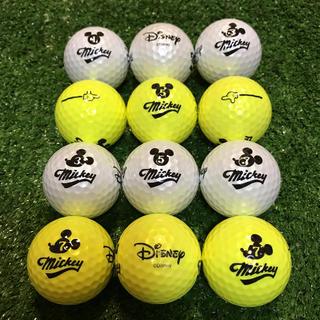 ディズニー(Disney)のディズニーmickeyボール12球セット(その他)