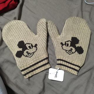 シマムラ(しまむら)のミッキー (手袋)
