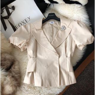 フォクシー(FOXEY)の専用★美品★フォクシー★ふんわりお袖の素敵なジャケット★正規品(テーラードジャケット)