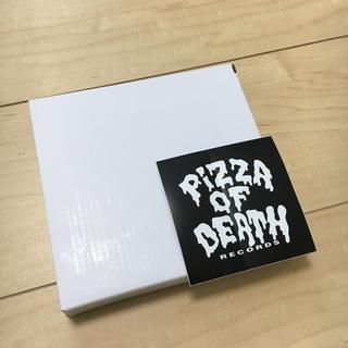 PIZZA OF DEATH 灰皿 新品 ステッカー付き