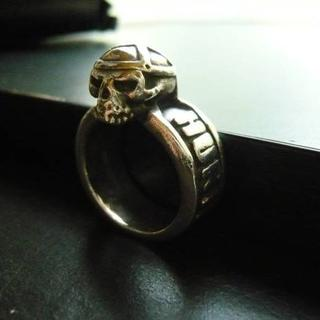 BOUNTY HUNTER グレートフロッグ 925 シルバーリング(リング(指輪))