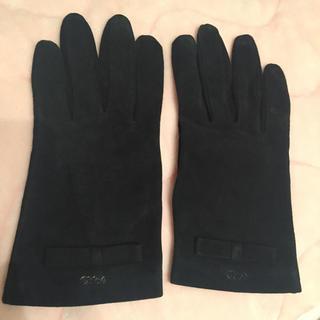 クロエ(Chloe)のクロエ 手袋 ブラック(手袋)