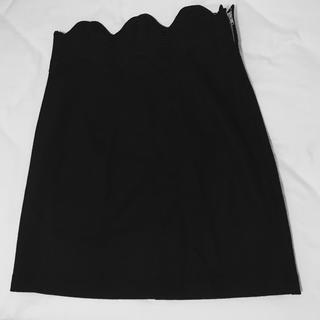 トーガ(TOGA)のTOGA PULLA 2016aw ウールミニスカート(ミニスカート)