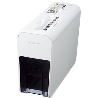 コクヨ(コクヨ)のコクヨ シュレッダー マイクロカット ホワイト AMS-MC20W(オフィス用品一般)