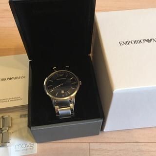 エンポリオアルマーニ(Emporio Armani)のEMPORIO ARMANI✨メンズ腕時計(腕時計(デジタル))