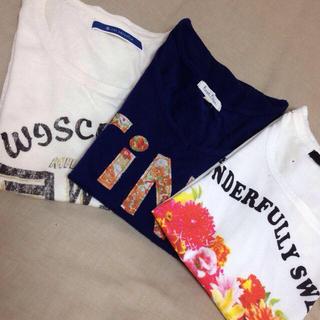 ジエンポリアム(THE EMPORIUM)の3枚セット*(Tシャツ(半袖/袖なし))