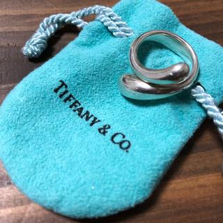 ティファニー(Tiffany & Co.)のティファニー ディアドロップ リング(リング(指輪))
