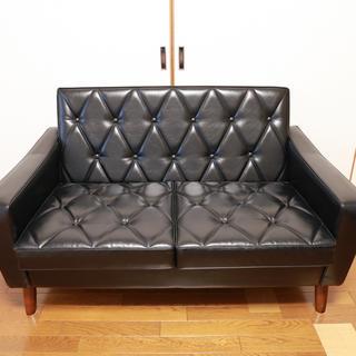 カリモクカグ(カリモク家具)のcbfpj716様専用(二人掛けソファ)