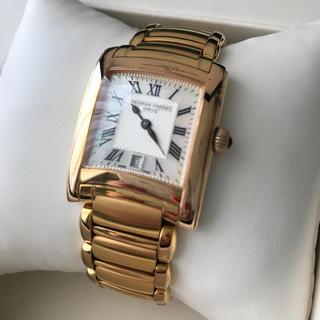 フレデリックコンスタント(FREDERIQUE CONSTANT)の最終値下げ❣️【送料込】フレデリックコンスタント♦️「ディライト」腕時計(腕時計)