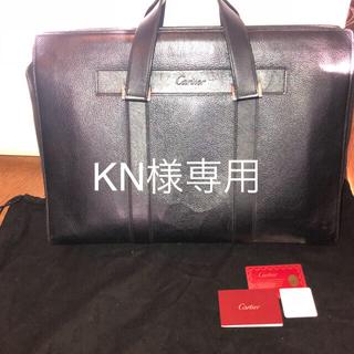 カルティエ(Cartier)のカルティエ  ビジネスバッグ(ビジネスバッグ)