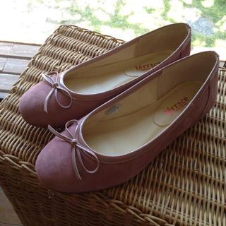 ユナイテッドアローズ(UNITED ARROWS)の新品本革フラットシューズ(ローファー/革靴)