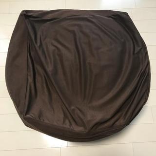 ムジルシリョウヒン(MUJI (無印良品))の無印良品体にフットするソファ(ビーズソファ/クッションソファ)