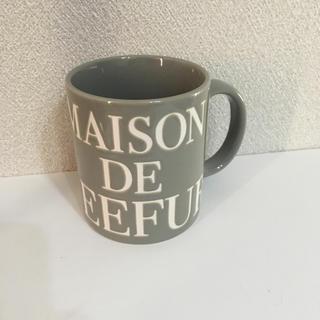 メゾンドリーファー(Maison de Reefur)のメゾンドリーファー マグカップ(グラス/カップ)