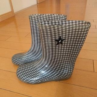 アニエスベー(agnes b.)のアニエス・ベー キッズ長靴(長靴/レインシューズ)