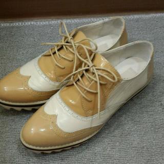 フレイアイディー(FRAY I.D)のFRAY I.Dオックスフォードシューズ_L(ローファー/革靴)