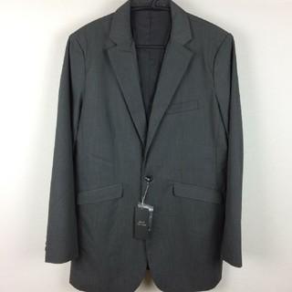 テットオム(TETE HOMME)の新品 テットオム テーラードジャケット チャコールグレー サイズ6 タグ付未使用(テーラードジャケット)