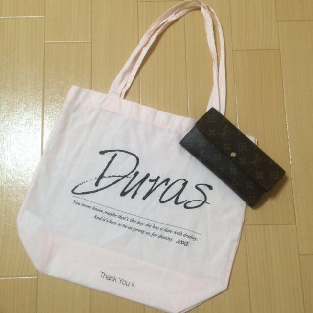 DURAS(デュラス)のエコバック♥︎ レディースのバッグ(エコバッグ)の商品写真