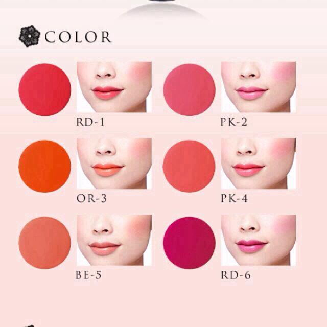 KOSE(コーセー)のローラCM リップ&チーク レッド コスメ/美容のベースメイク/化粧品(その他)の商品写真