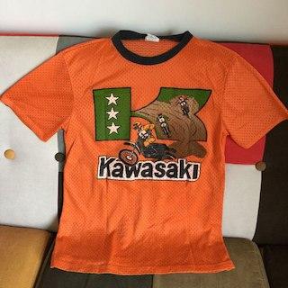 ☆古着☆ Kawasaki Tシャツ(その他)
