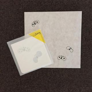 ミナペルホネン(mina perhonen)のミナペルホネン sanacard(カード/レター/ラッピング)