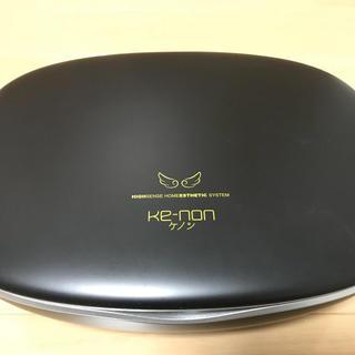 ケーノン(Kaenon)のケノン kenon(ke-non) 光脱毛器 カートリッジ付き(脱毛/除毛剤)
