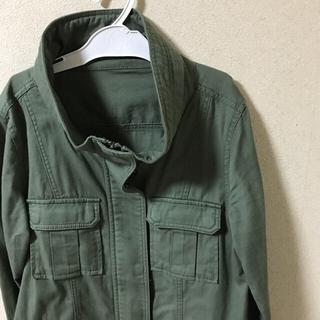 シマムラ(しまむら)のミリタリージャケット (ミリタリージャケット)