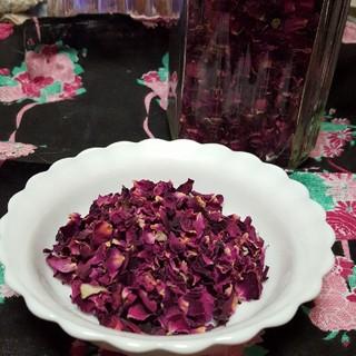 美を保ちたい女性にオススメ★レッドローズぺタル/薔薇の花びらのハーブティー10g(茶)
