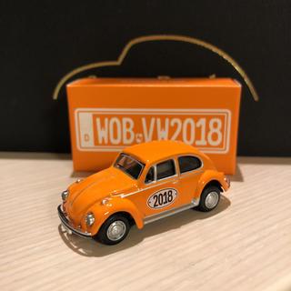 フォルクスワーゲン(Volkswagen)のVOLKSWAGEN 非売品 ビートル ミニカー(ミニカー)
