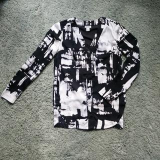 ダナキャランニューヨークウィメン(DKNY WOMEN)のDKNY バックスリット入シャツ(シャツ/ブラウス(長袖/七分))