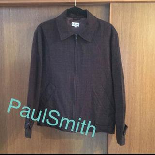 ポールスミス(Paul Smith)の送料込み 極美品 お値下げ ポールスミス ブルゾン(ブルゾン)