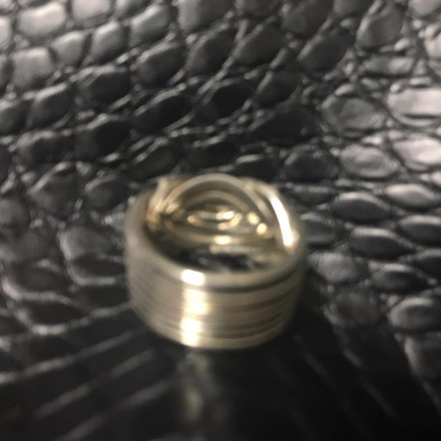 知恵の輪 指輪 レディースのアクセサリー(リング(指輪))の商品写真