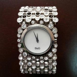 ドルチェアンドガッバーナ(DOLCE&GABBANA)のD&G  リスキー 腕時計(その他)